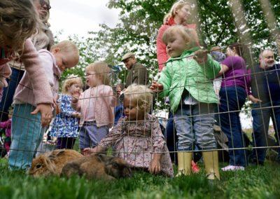 FPR-SpringFling2017-Children&Rabbits