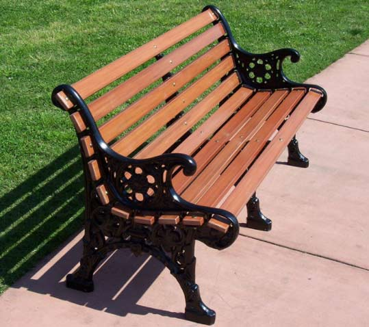New Park Benches to be Installed this Summer